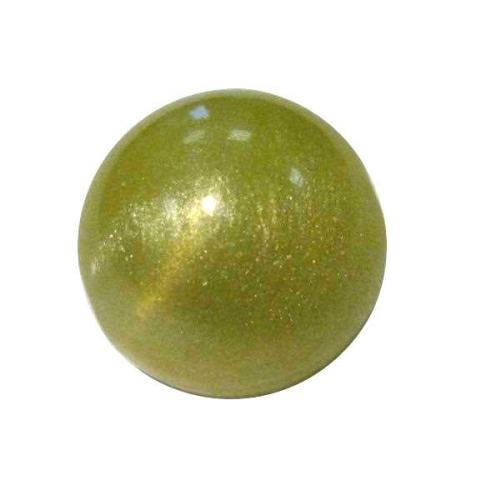 Marmor-Perlmutt-Effekt Perle -8mm - lindgrün