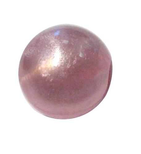 Marmor-Perlmutt-Effekt Perle -8mm - rosé